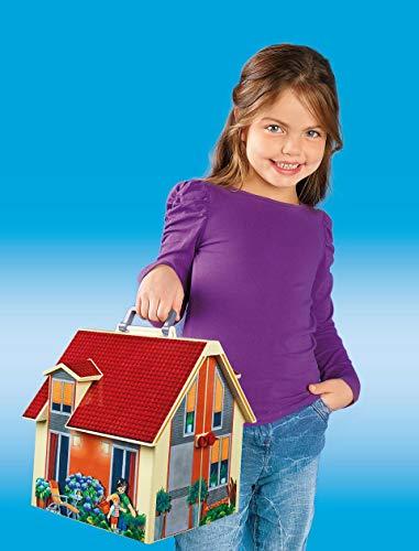 Maison Transportable Playmobil - 5167 - Jeu de Construction - 2