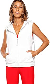 Lorna Jane Women's Fresh Cropped S/Less Hoodie