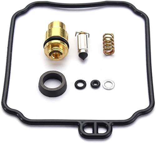 Remover sustituir parte del carburador del motor de accesorios de motos XV250 Virago XVS650 V-Star reparación del carburador 18 a 5171 Carb kits de reconstrucción del carburador Kit universal de Carb