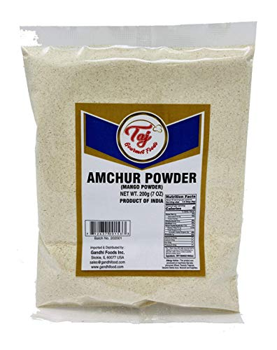 TAJ Premium Indian Amchur Powder (D…