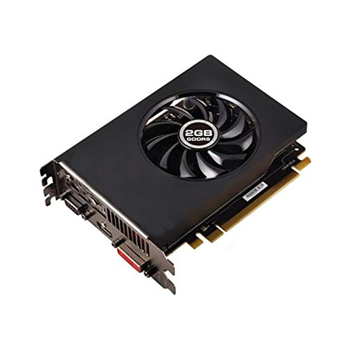 Desktop Computer Graphics Radeon R7 240A 2GB Tarjetas De Video GPU Fit For AMD Radeon R7240A GDDR5 Tarjetas De Pantalla De 128 bits Tarjeta Gráfica
