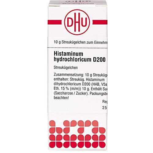 DHU Histaminum hydrochloricum D200 Streukügelchen, 10 g Globuli