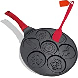 Pancake Pan Mold Non-Stick griddle