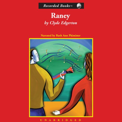 Raney audiobook cover art