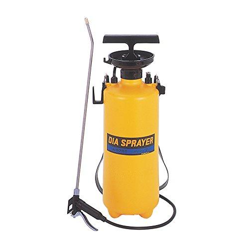 フルプラ ダイヤスプレー プレッシャー式噴霧器 コンクリート型枠剥離剤・除草剤用 7L用 NO.5701