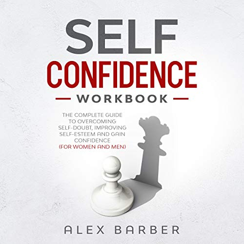 Self Confidence Workbook cover art