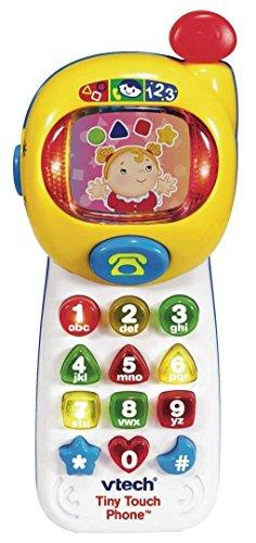 Vtech Tiny Touch - Juguete de actividad para teléfono móvil.