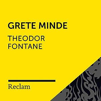 Fontane: Grete Minde (Reclam Hörbuch)