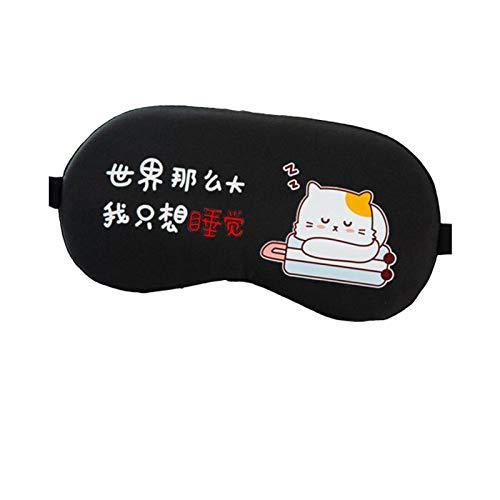 Verlicht Vermoeidheid Reisbril Slaap Yz-6 1