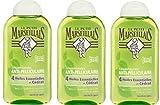 Le Petit Marseillais - Anti-Forfora Shampoo Capelli Grassi Oli Essenziali 4 e Citron - 250 ml flacone - Confezione da 3