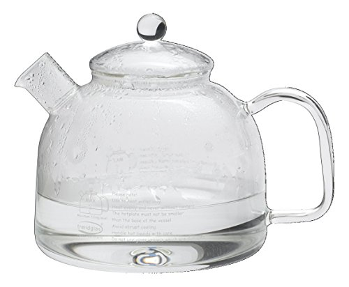 Jenaer Glas Water Kettle with Glass Lid (60oz)