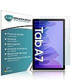 Slabo 2 x Bildschirmschutzfolie für Samsung Galaxy Tab A7 (2020) Bildschirmschutz Schutzfolie Folie Crystal Clear KLAR