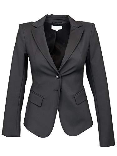 Luxury Fashion | Patrizia Pepe Dames CS0112AQ39K103 Zwart Polyamide Blazers | Lente-zomer 20