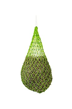 Weaver Leather Slow Feed Hay Net Lime Green 36-Inch