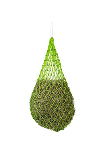 Weaver Leather Slow Feed Hay Net, Lime Green, 36-Inch
