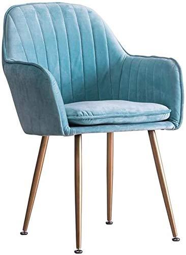 Silla de escritorio simple para el hogar, silla de oficina, extraíble y lavable