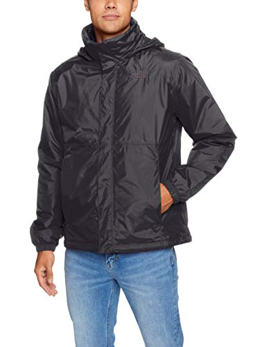 The North Face Men's Resolve Insulated Jacket- TNF Black - L