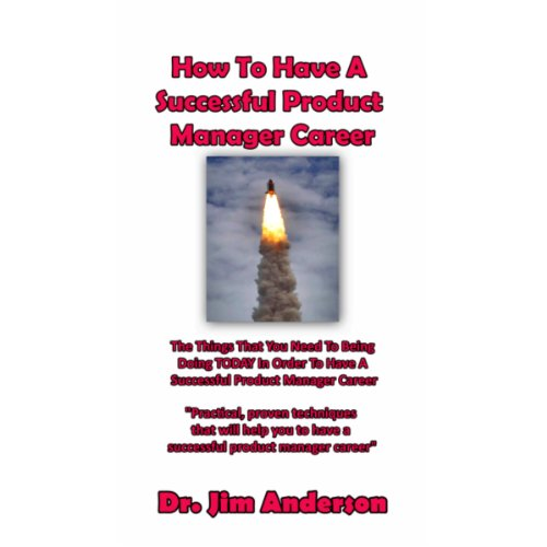 How to Have a Successful Product Manager Career audiobook cover art