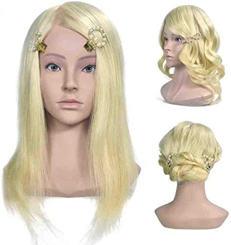 Maniquíes de costura Maquillaje de peluquería barbería práctica del...