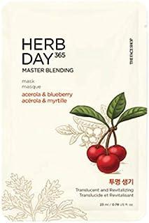The Face Shop Herb Day 365 Master Blending Face Mask,