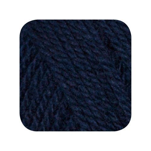 Hatnut XL 55 / Farbe 50 - dunkelblau (Wolle)