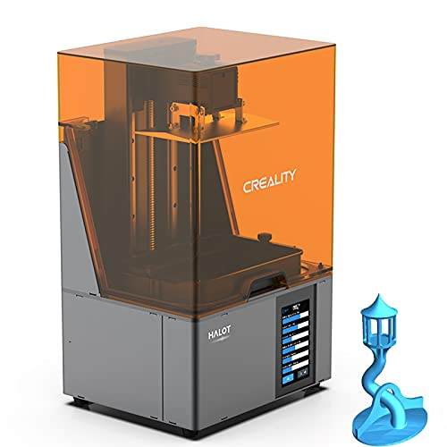 DBKJ Official Creality HALOT-SKY LCD A New Generation Of Light-curing 3D Printer Supports OTA Online Upgrade And Smart WiFi Function Remote Printing 127 * 80 * 160mm