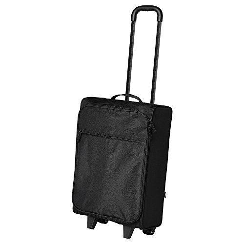 STARTTID Cabin Size Travel Luggage Bag on Wheels for all Travellers