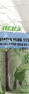 RCBS 90075 Seater Plug Tat 44(270) GD Ammunition Die