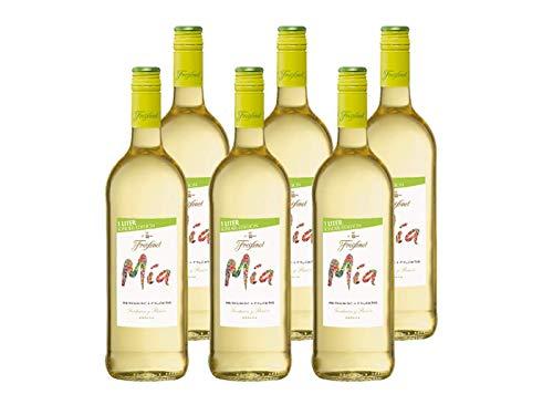 Freixenet Mia Wein, harmonisch -fruchtig, Wein aus Spanien, (6 x 1l)