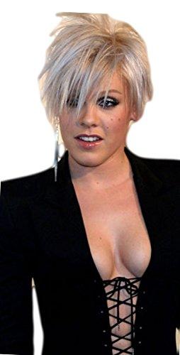 Extension de cheveux ondulés Gris argenté