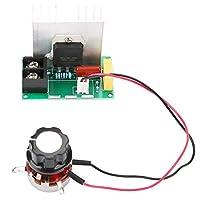 電圧レギュレータ調光器モーター速度コントローラーモーター電圧レギュレーター8000W家庭用家電製品用モーター速度温度コントローラー