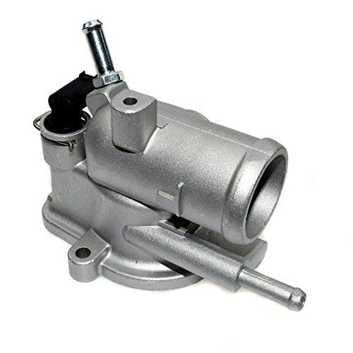eGang Auto Termostato refrigerante de motor 6112030275, 6112030075, 6112000015 para Benzs W202 Clase C 200 220 CDI 97 98 99 00 01