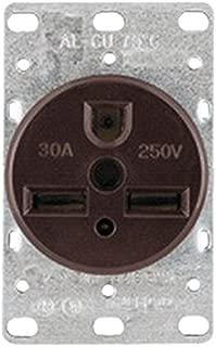 EATON Wiring 5700N 30 Amp 250V 6-30R Power Receptacle