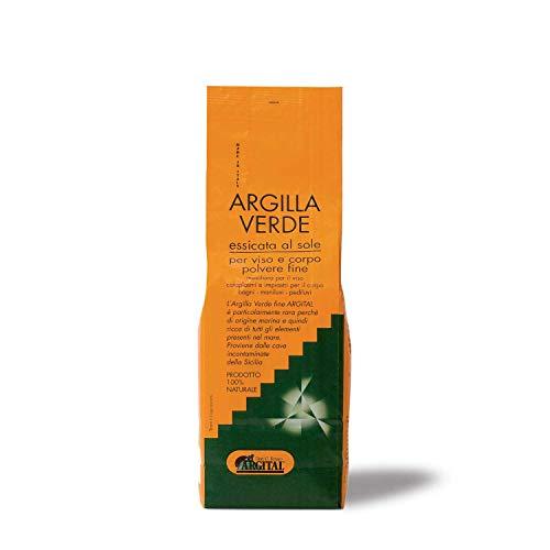 Argital - NCM F166 - Argile verte séchée au soleil pour usage externe