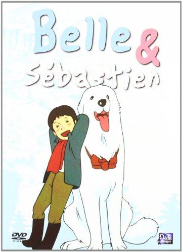 Belle et Sébastien-Partie 2-Coffret 4 DVD-VF