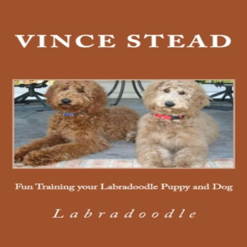 Fun Training Your Labradoodle Puppy and Dog audiobook cover art