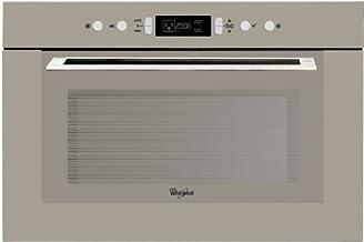 Whirlpool AMW 735 S Integrado 31L 1000W Aluminio, Blanco - Microondas (Integrado, 31 L, 1000 W, Botones, Aluminio, Blanco, 800 W)