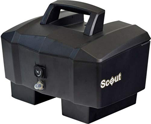 18 AH Battery Pack for Drive Medical Scout Scooters (15 Mile Range)