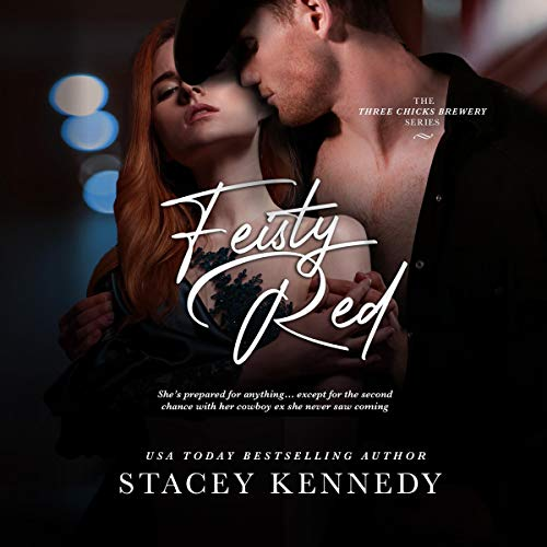 Couverture de Feisty Red