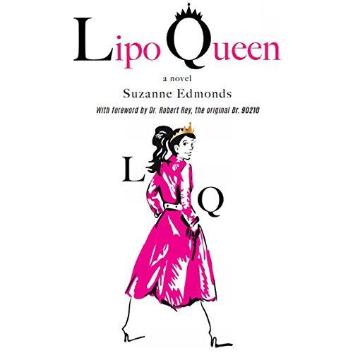Lipo Queen audiobook cover art