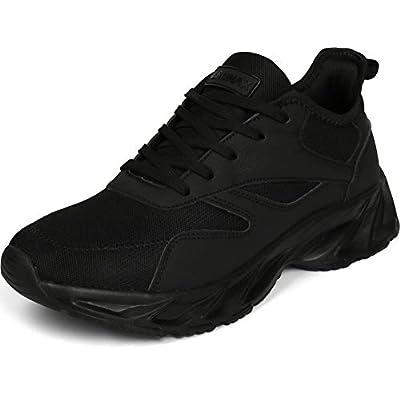 BRONAX Men's Casual Tennis Running Sneakers, Size