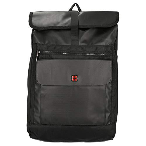 Dernier Rucksack seitliche Öffnung 50 cm black