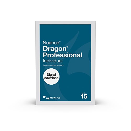 Dragon Professional Individual 15.0, Academic [PC Download]
