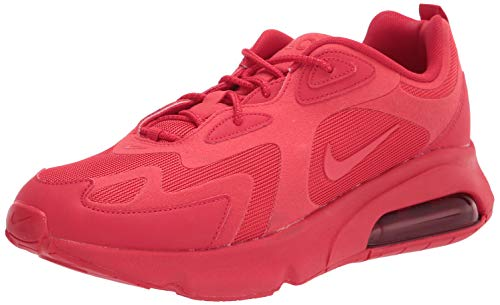 Nike Mens Air Max 200 University Red/Black - University Red/Black Cu4878 600 - Size 10