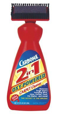 Carbona 2-In-1 Oxy-Powered Carpet Cleaner Pet Bottle 27.5 Oz