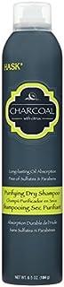 Hask Charcoal Purifying Dry Shampoo, 184 g