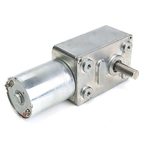 Saver CC 12V reversibile coppia elevata Turbo Worm motoriduttore jgy370 10rpm
