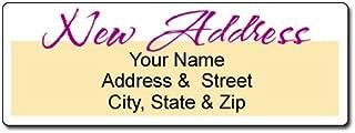 We've Moved - New Address Label - Customized Return Address Label - We've Moved, Moving Announcement90 Labels
