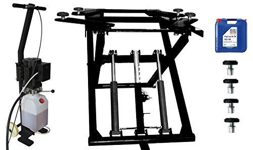 Mobile Scherenhebebühne DSLP 6062 2,8t