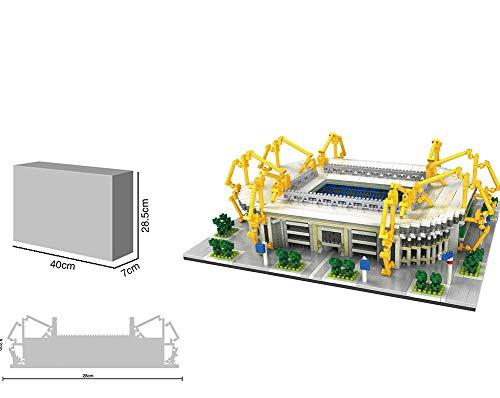 Aida Bz Stadion Puzzle 3D Stadion Signal Iduna Park Borussia Dortmund Puzzle